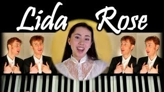 Lida Rose & Will I Ever Tell You (The Music Man) - Barbershop Quartet & Soprano