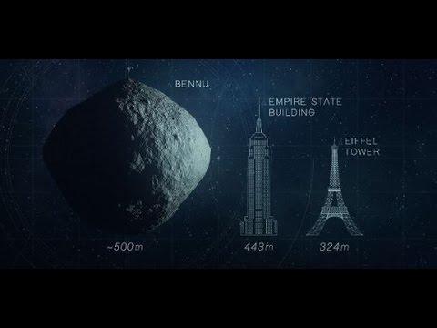 ¿NASA INVESTIGARÁ UN ASTEROIDE QUE PODRÍA DESTRUIR LA TIERRA? 12 DE SEPTIEMBRE DE 2016