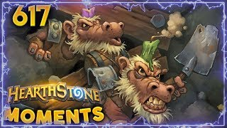 Luckiest Unlucky Moment?? | Hearthstone Daily Moments Ep. 617