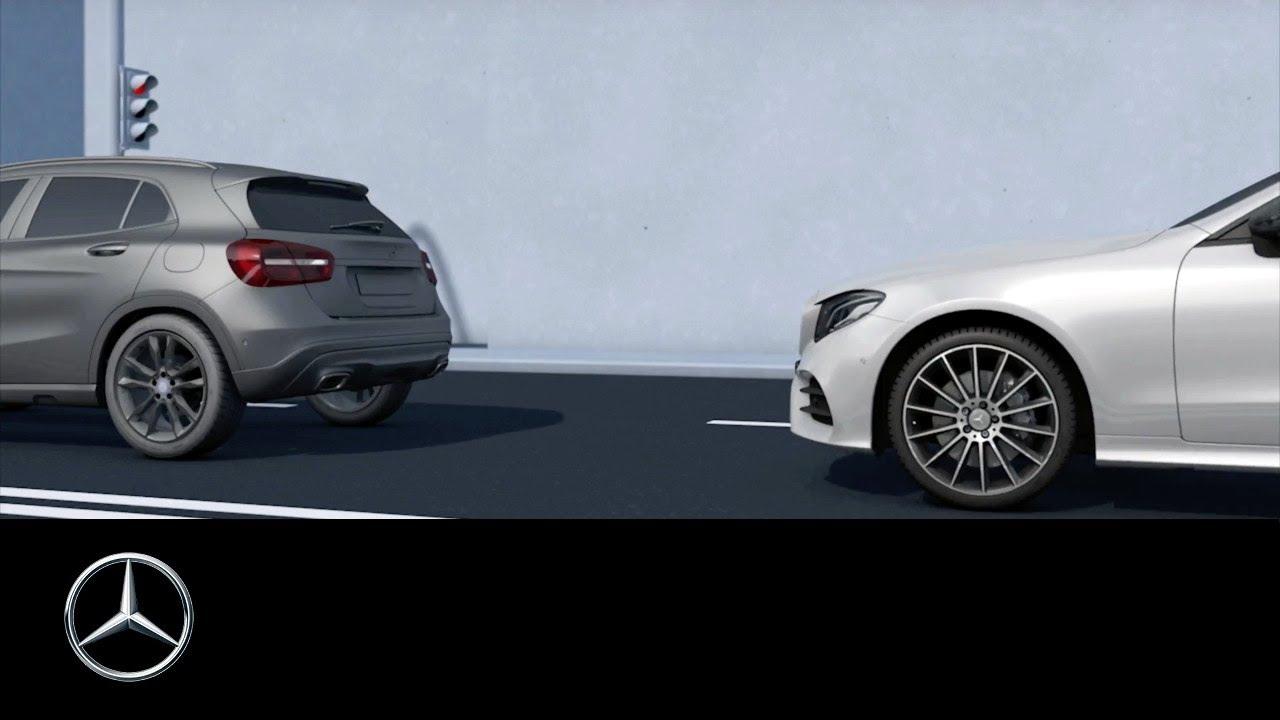 Mercedes-Benz: E-Class Coupé – PRE-SAFE® Sound and PRE-SAFE® Plus