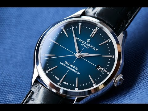 Is This Baume & Mercier The Best Dress Watch You Can Buy For Under $5k?