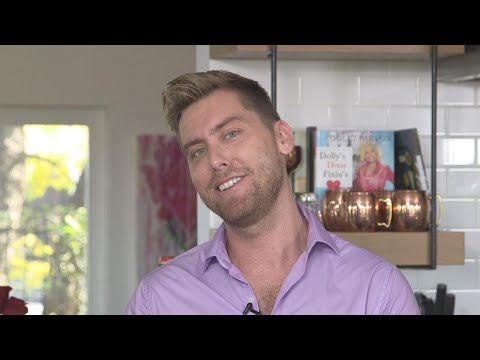 Lance Bass Said He Was Ready For *NSYNC To Perform at the 2018 Super Bowl -- Months Ago -- Watch!