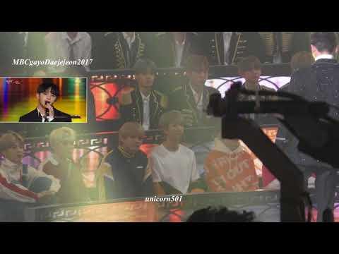 171231 reaction to BtoB Missing you    MBC2017