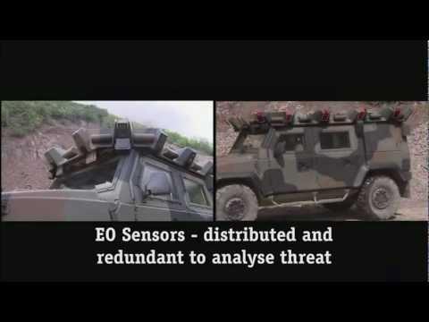 (Rheinmetall & IBD Deisenroth Engineering) AMAP ADS Active Defence System