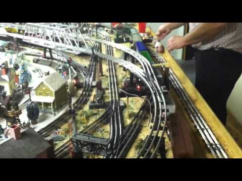 Vintage Lionel Operating Session
