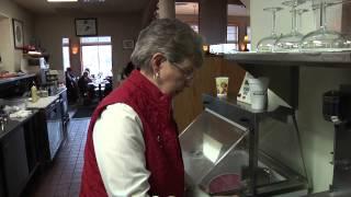 Canadian Honker Restaurant - Bunny's Coconut Cake