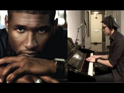 Burn - Usher Piano Cover