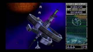 Namco Museum Virtual Arcade: Galaga Arrangement (Xbox 360)
