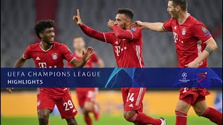 UEFA Champions League | Bayern Munich v Atletico Madrid I Highlights