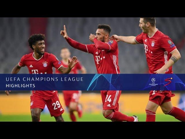UEFA Champions League | Bayern Munich v Atletico Madrid I Highlights