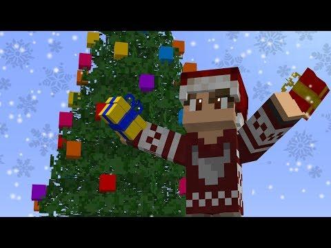 Jaybull Saves Christmas!?   Minecraft Christmas Adventure Map   The Crash Before Christmas