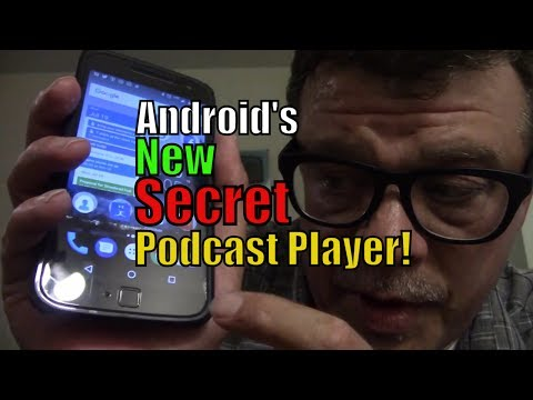 Android's New Secret Built In Podcast Player? Here's how to use it!
