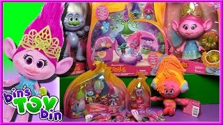 Dreamworks TROLLS Movie Toys - Blind Bags, Hug Time Poppy & More! | Bin's Toy Bin
