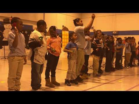 First Grade--Deck the Halls