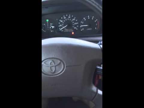 Bypass Car Alarm Easy, Starter kill on 1999 Toyota Camry LE V6 - YouTube