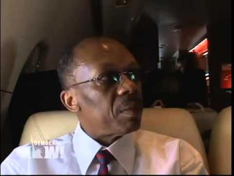 Entrevista exclusiva al ex presidente de Haití Jean-Bertrand Aristide