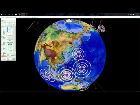 1/05/2016 -- North Korea HYDROGEN BOMB blast creates Man Made M5.2 Earthquake