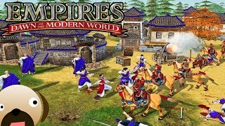 Korean History Empire Earth Clone - Empires: Dawn of the Modern World