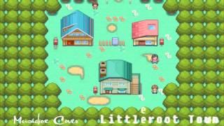 [Music box Cover] Pokemon - Littleroot Town