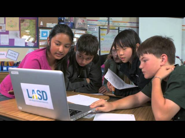 Skype in the Classroom connects classes in California, South Korea and Canada