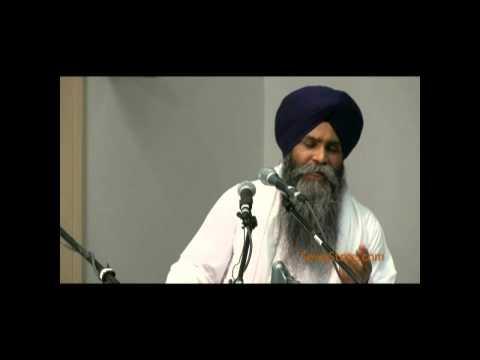 001 Katha Japji Sahib Pauri 1 Part 1 Giani Pinderpal Singh Ji   June 1, 2013