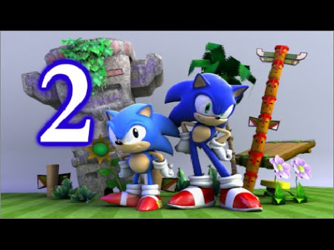 Sonic Generations Español Parte 1 Doovi