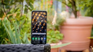 Living with Samsung Galaxy S9+!