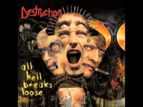 Destruction - Kingdom of damnation