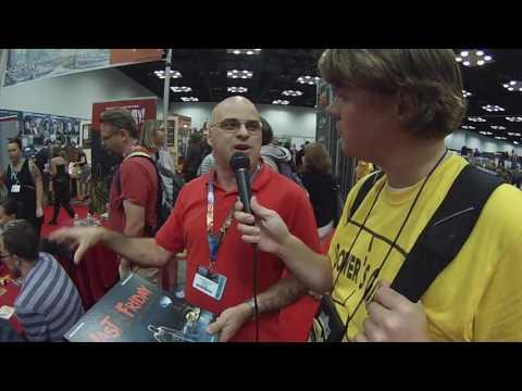 Gen Con Bonanza 2016: The Last Friday Interview