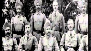 Muslim soldiers in the British Army during WW1