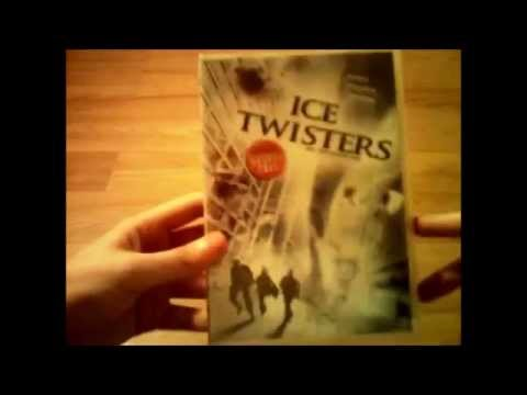 The unboxing vault: Unboxing Ice Twisters/Storm Cell double feature dvd
