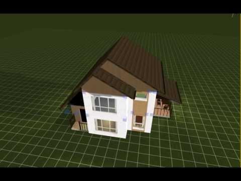 Проекты домов эконом класса. 100м2