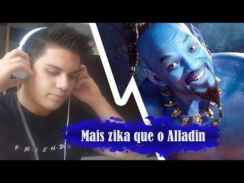 React ALADDIN - Lucas A.R.T. E Gabriel Rodrigues [Prod. MaaBeatz] (7 Minutoz)