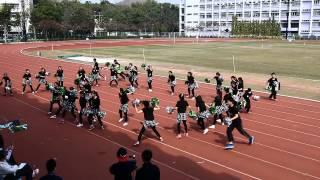 FRCSS 禮社 2014-2015 啦啦隊表演