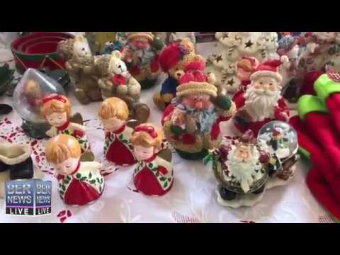 Live Replay |  Christmas Treasures Fundraiser In St George's, Dec 14 2019