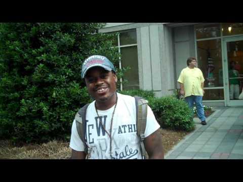 Ex Heading to Studio At Schhol (The Art Institute of Atlanta)