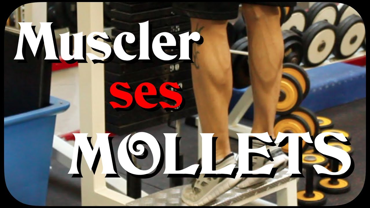 muscler et d velopper ses mollets by bodytime youtube. Black Bedroom Furniture Sets. Home Design Ideas