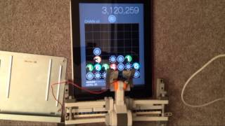 Drop7 with LEGO Mindstorms NXT