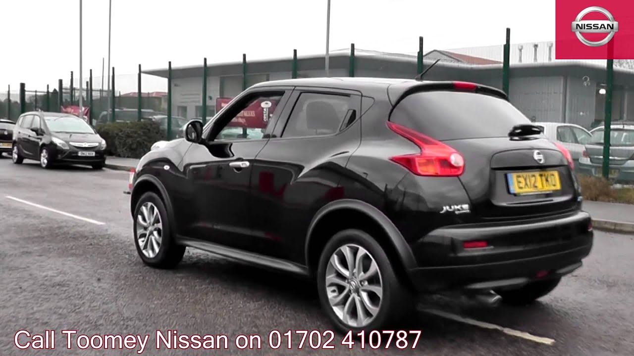 2012 nissan juke shiro 15l black ex12tko for sale at toomey 2012 nissan juke shiro 15l black ex12tko for sale at toomey nissan southend vanachro Image collections