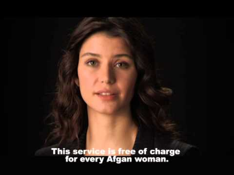 Beren Saat for maternal health in Afghanistan-English subtitles