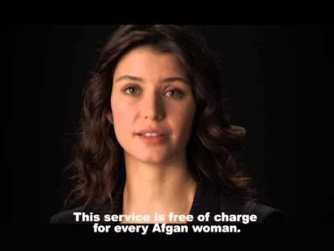 Beren Saat for maternal health in Afghanistan-English subtitles