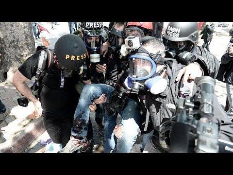Istanbul: raffica di arresti e decine di feriti per proteste I maggio
