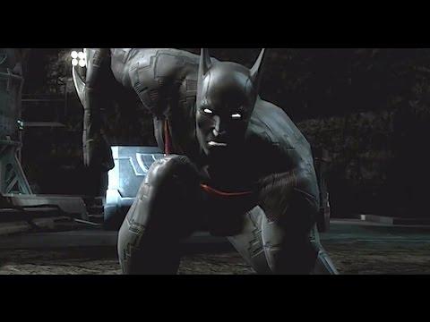 Injustice: Gods Among Us- Batman Beyond- Arcade Playthrough