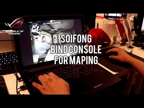 ROG Daily Act Episode #26 - Soifong Tips Bind for Maping!