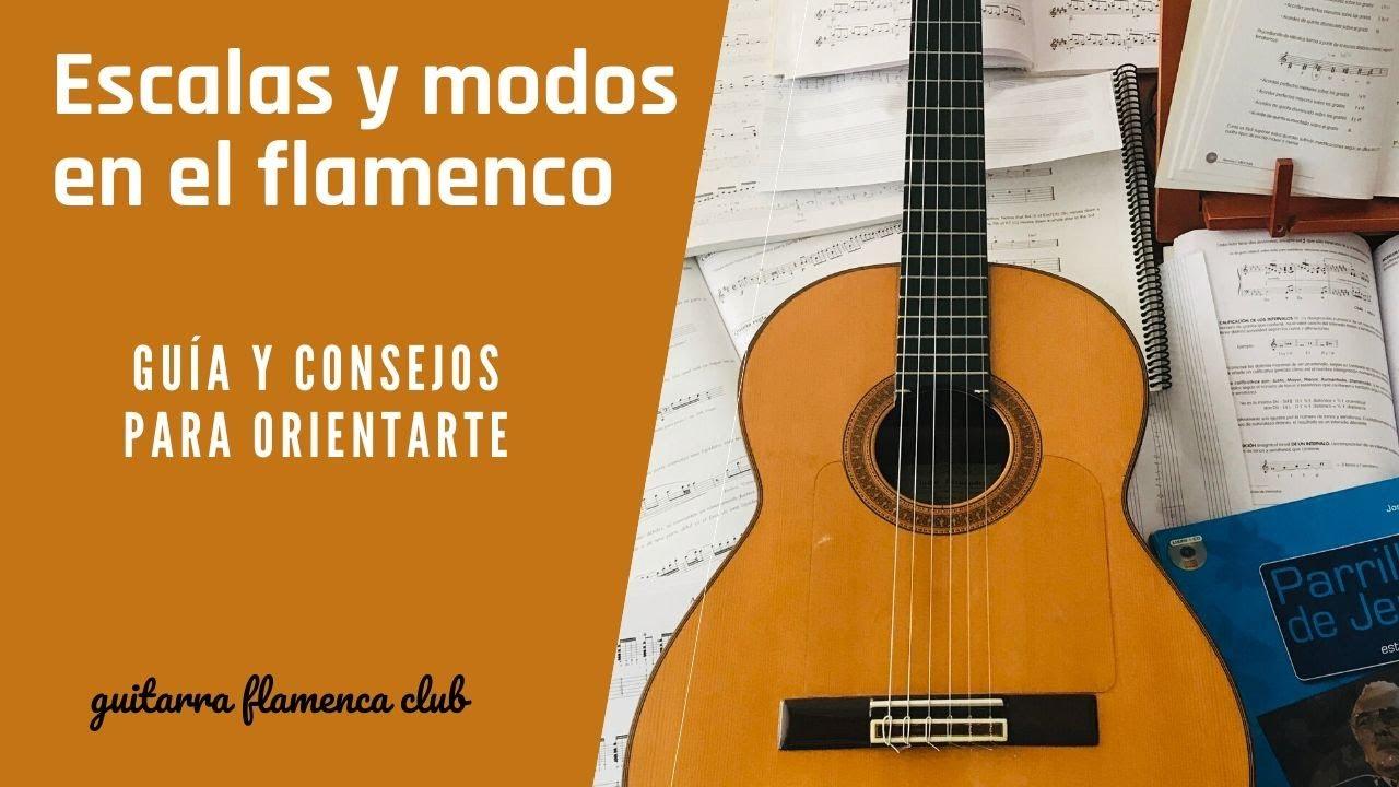 Armonía del flamenco: teorías y explicación.