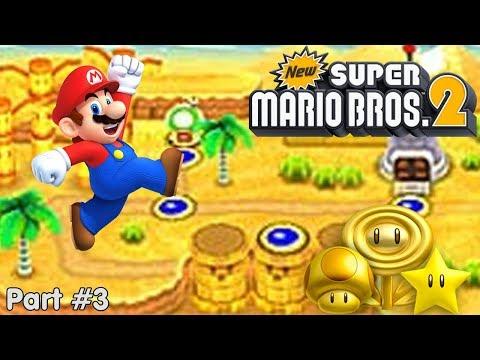Slim Plays New Super Mario Bros. 2 - #3. Iggy Gets Spanked