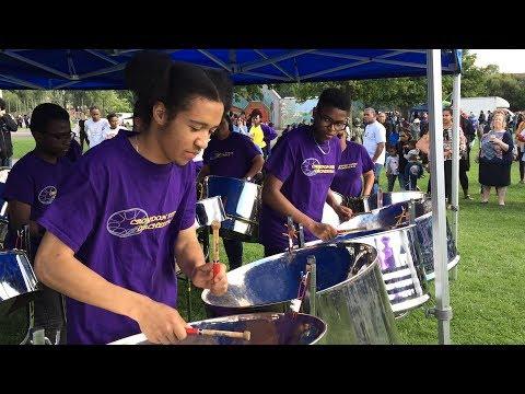 Croydon Steel Orchestra - Ducking (PN Blockorama 2017)