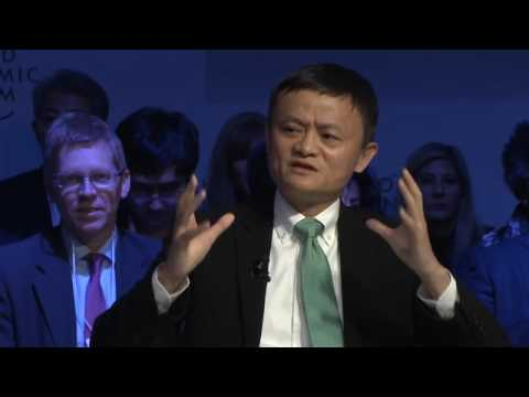 Jack Ma China's Top Billionaire what's wrong with the shallow jingoist nature US rhetoric 2017