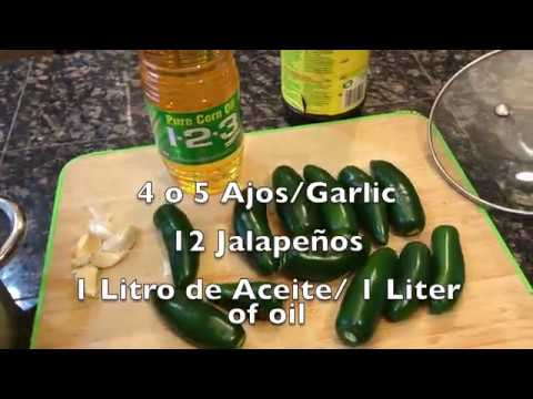 Salsa de Jalapeño en Aceite Estilo Severiano