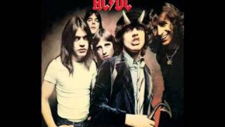 AC/DC Highway To Hell - Girls Got Rhythm
